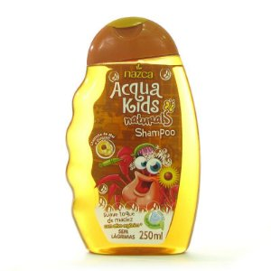 Shampoo Acqua Kids 250Ml Mel Girassol