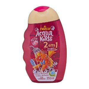 Shampoo Acqua Kids 2Em1 250Ml Milk Shampooake