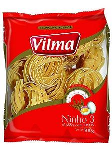 MASSA VILMA 500G NINHO 3 COM OVOS