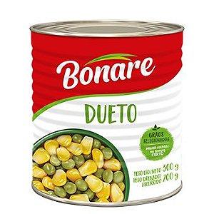 Ervilha E Milho Verde Bonare 200g Lata