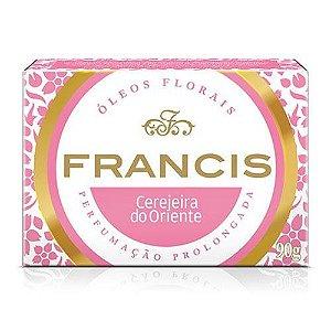 Sabonete Francis Luxo 90G Rosas De Versailles