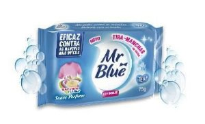 Sabao Barra Mr Blue 75G Tira Manchas