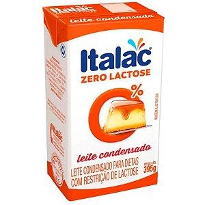 LEITE CONDENSADO 395G ITALAC 0% LACTOSE