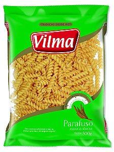 MASSA VILMA 500G PARAFUSO SEMOLA