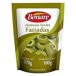 Azeitona Verde 100G Bonare Fatiada