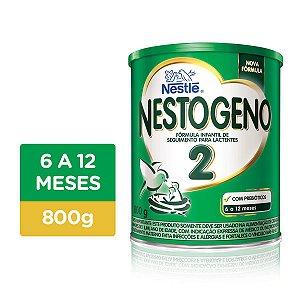 LEITE PO NESTOGENO 2 800GR INFANTIL