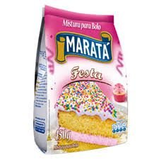 MISTURA DE BOLO MARATA 450G FESTA