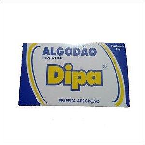 ALGODAO DIPA 25G HIDROFILO CX