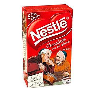CHOCOLATE PO NESTLE 200G SOLUVEL