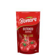 Extrato De Tomate Bonare 340G Sache