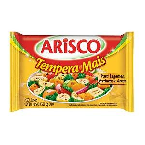 TEMPERO ARISCO 50G LEGUMES/VERDURAS/ARROZ