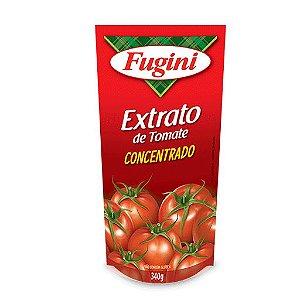 Extrato de Tomate 340G Fugini Sache