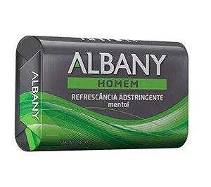 Sabonete Albany 85G Homem Mentol