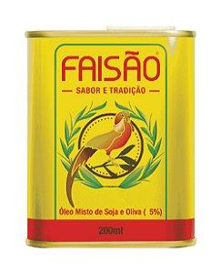 OLEO COMPOSTO FAISAO 200ML LATA