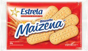 Biscoito Estrela 400G Maizena