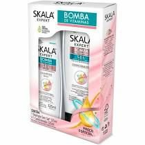 KIT SH+COND SKALA 700ML BOMBA VITAMINAS