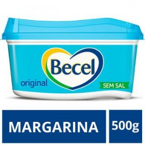 MARGAR BECEL ORIGINAL 500G S/SAL