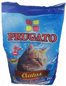 RACAO PRUGATO 2KG P/GATOS