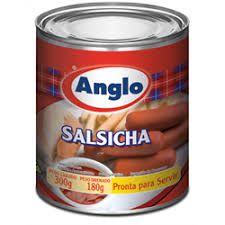 SALSICHAS ANGLO 180G TIPO VIENA