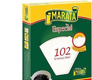 FILTRO DE PAPEL MARATA 102 30UNDS