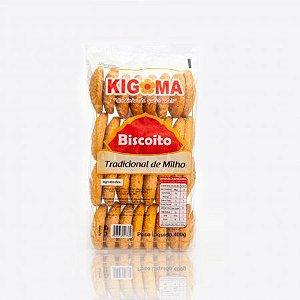 BISC KIGOMA 400G BROA DE MILHO