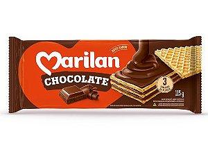 BISCOITO MARILAN 80G WAFER CHOCOLATE