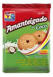 BISCO TIPO AMANTEIGADO 330G FORT COCO