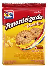 BISCOITO FORTALEZA 330G AMANTEIGADO MANTEIGA