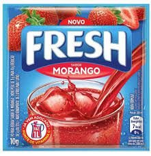 REFRESCO FRESH 10G MORANGO