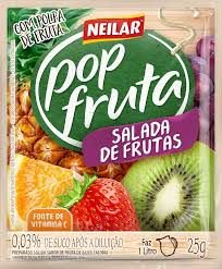 REFRESCO POP FRUTA 25G MIX DE FRUTAS