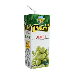 SUCO MARATA 200ML NECTAR UMBU
