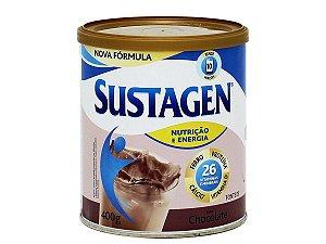SUSTAGEN CALCIO+PROTEINA 400G CHOCOLATE