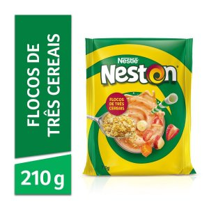 NESTON 3 CEREAIS 210G/240G SACHE