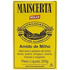 AMIDO MILHO 200G MAISCERTA