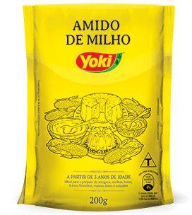 AMIDO MILHO 200G YOKI
