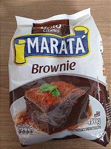 MISTURA DE BOLO MARATA 450G BROWNIE