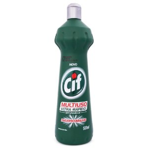 MULTI-USO CIF 500ML ULTRA RAPIDO S/ENXAGUE