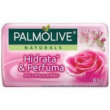 SABONETE PALMOLIVE SUAVE 85G HIDRATA E PERFUMA