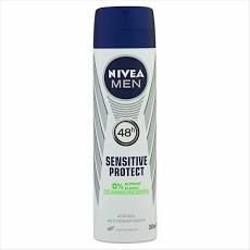 DESODORANTE NIVEA 150ML  MEN SENSITIVE PROTECT