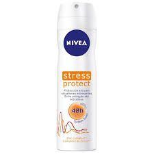 DESODORANTE NIVEA 150ML STRESS PROTECT