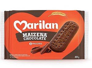 BISC MARILAN 400G MAIZENA CHOCOLATE