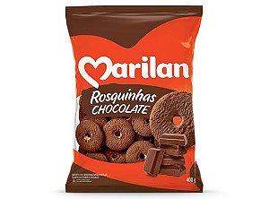 BISC MARILAN 400G ROSQUINHA CHOCOLATE