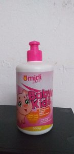 CREME PENTEAR UMIDI HAIR BABY KIDS 300G ROSA