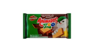 BISC FORT 30G WAFER ANIM.ZOO CHOCOLATE
