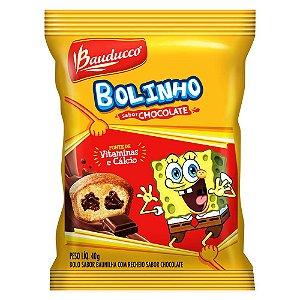 BOLINHO BAUDUCCO 40G BAUNILHA C/CHOCOLATE