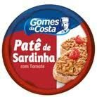 PATE DE SARDINHA GOMES COSTA C/TOMATE