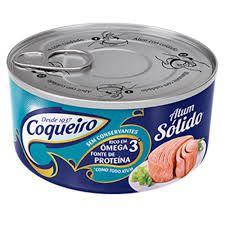 ATUM COQUEIRO SOLIDO OLEO 170G