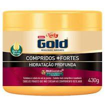 CREME DE TRATAMENTO NIELY GOLD 430G COMPRIDOS FORTES