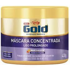 CREME DE TRATAMENTO NIELY GOLD 430G LISO PROLONGADO