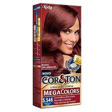 Tinta Cor & Ton 125G 5.546 Vermelho Amora
